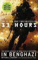 13 Hours Film Tie-in