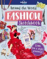 Around The World Fashion Sketchbook 1
