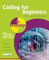 Coding for Beginners in easy steps