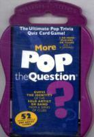 MORE POP THE QUESTION? GAME PACK POCKET