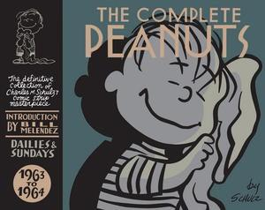 Complete Peanuts Volume 7 1963-1964 The
