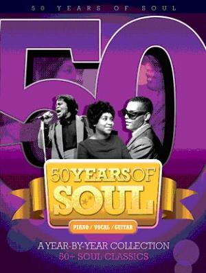 50 Years of Soul A Year-by-Year Collect