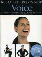 Absolute Beginners Voice  Book & 2CDs