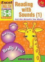 English Book 8 Reading with Sounds 1 Ages 5-6