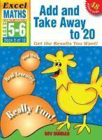 Maths Book 8 Add & Take Away to 20 Ages 5-6