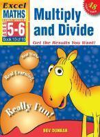 Maths Book 10 Multiply & Divide Ages 5-6