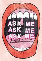 Ask Me Ask Me Ask Me Random Questions for Aweso