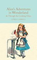Alice's Adventures & Through  macmillan collectors