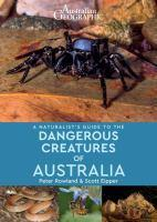 Australian Geographic Naturalist's Guide creatures