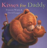 Kisses for Daddy Board Book