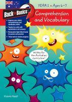 Comprehension & Vocabulary Year 1