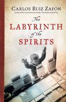 Labyrinth of the Spirits The #4