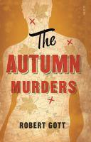 Autumn Murders The #3