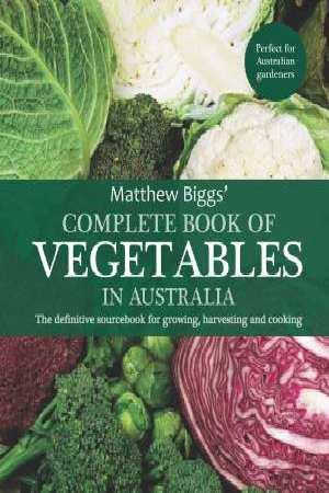 Complete Book of Vegetables in Australia