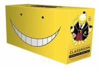 Assassination Classroom Complete Box Set Includes