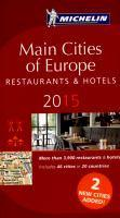 2015 Europe Main Cities Guide