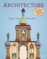 Architecture Create Your Own City! Sticker Book