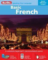 NEW BASIC FRENCH PACK